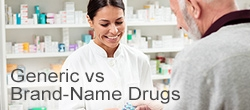 Learn more about Generic vs. Brand-Name Drugs